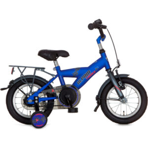 Alpina Yabber Blue Matt 12 Jongens 2020